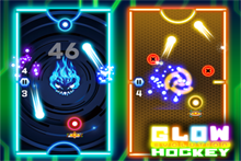 Glow Hockey 2 Evolution