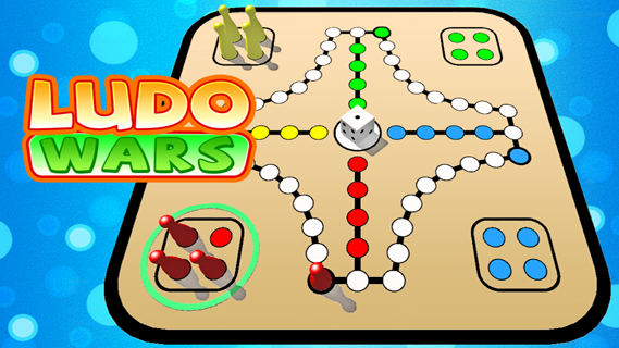 3D Ludo Wars | Online Game-Web Game-Flash Game-Android Game
